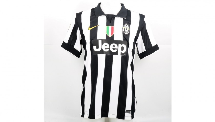 cc413e9e0 Signed Official Marchisio Juventus Shirt