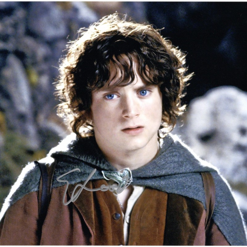 """""""Lord of the Rings"""" - Elijah Wood Signed Photograph"""