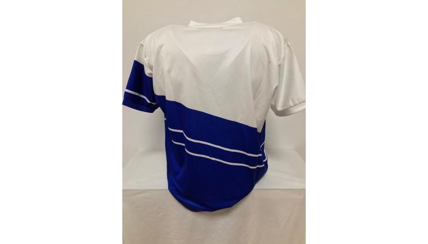 Italy Training Shirt, 1993/94 - Signed by Baresi