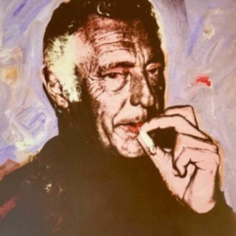 """""""Gianni Agnelli"""" by Andy Warhol"""