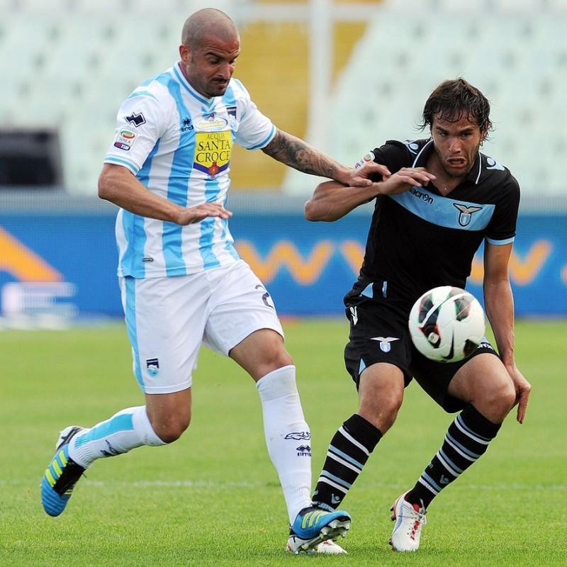 Blasi's Worn Shirt, Pescara-Lazio 2012/13