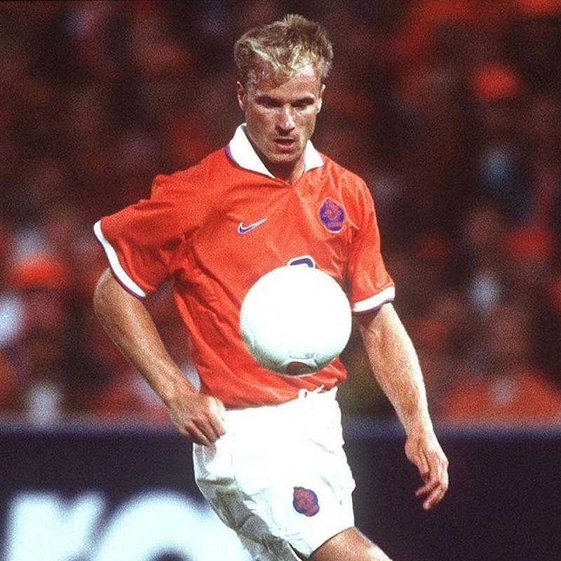 Bergkamp's Official Netherlands Signed Shirt, 1997