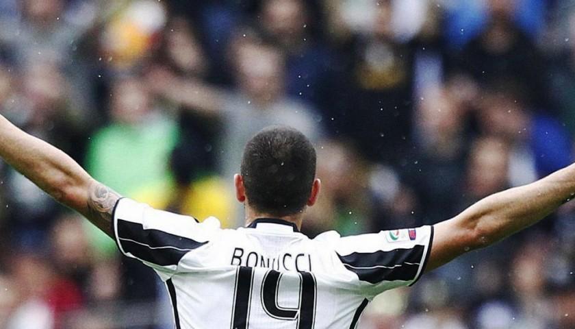 Watch Juventus play vs Dinamo Zagabria from Leo Bonucci's seats in the 1st row + hotel