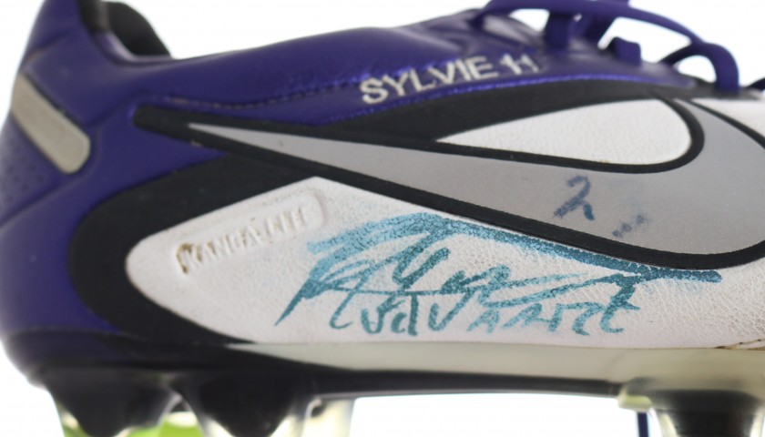 Nike Boots Worn and Signed by Van der Vaart