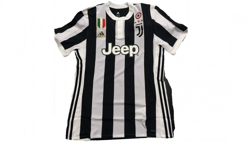 106b95917 Official Marchisio Juventus shirt