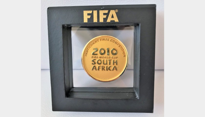 Official World Cup 2010 Medal