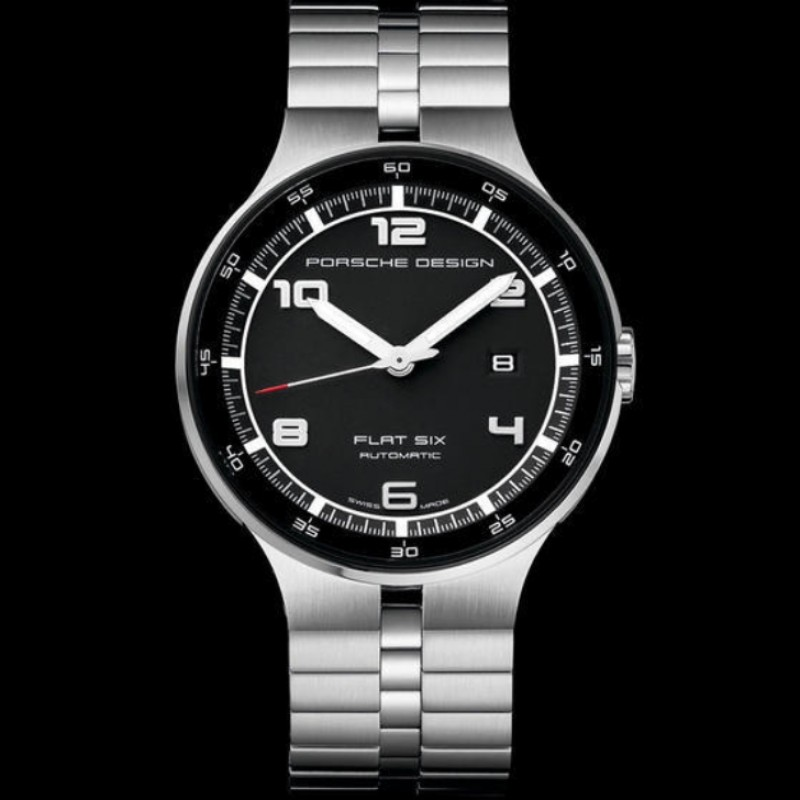 Porsche Design  Stainless Steel & PVD Mens Watch