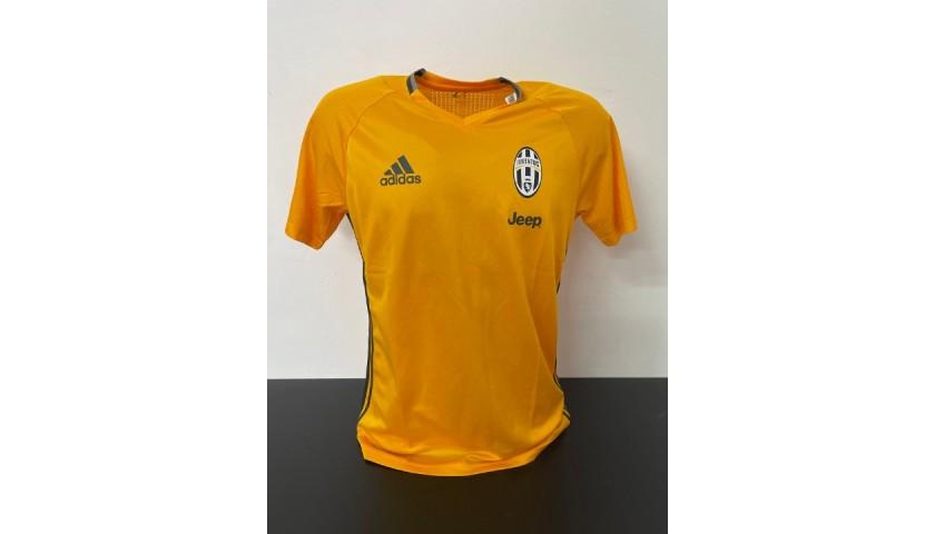 Pirlo's Juventus Training Shirt, 2016/17
