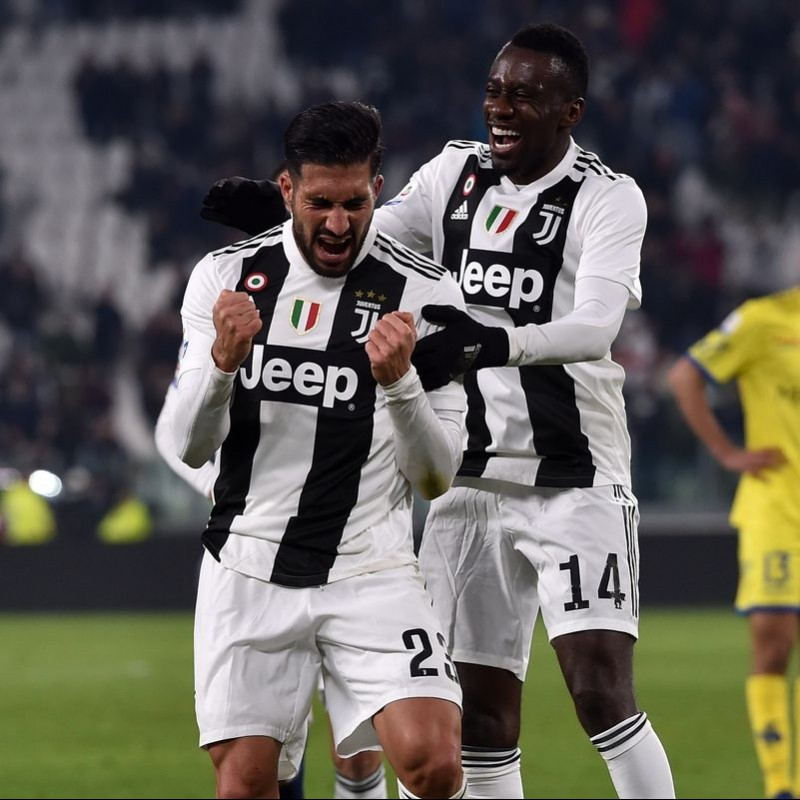 Enjoy Juventus-Parma Match from Row 3 with Hospitality
