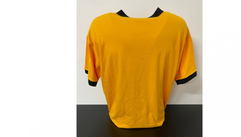 Wolverhampton Retro Shirt - Signed by Ince