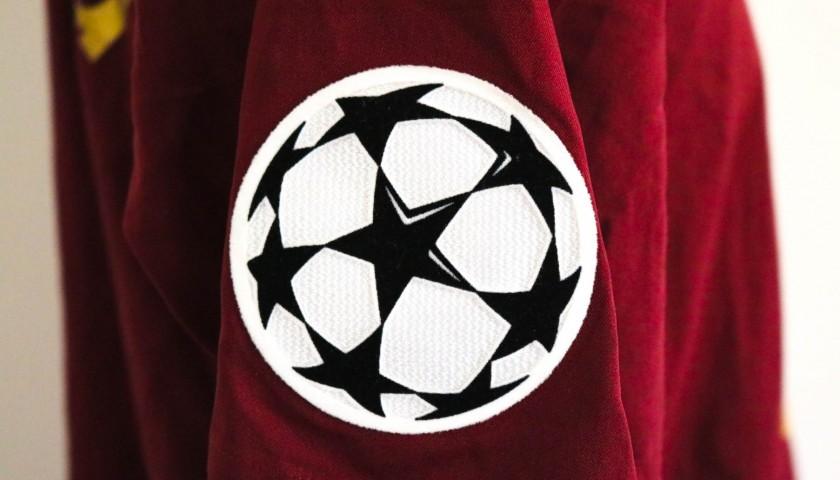 Ljungberg's Match-Issue Shirt, Arsenal-Juventus 2006