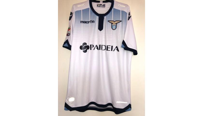 Candreva's Match Shirt, Inter-Lazio 2015