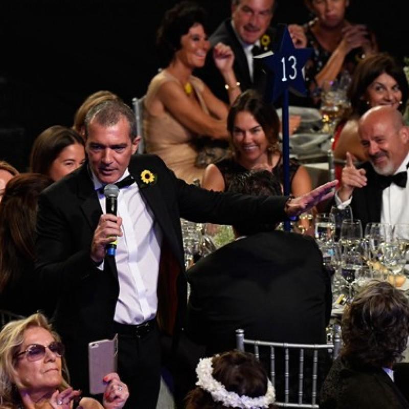 Accesso VIP al Gala di Antonio Banderas per Due Persone
