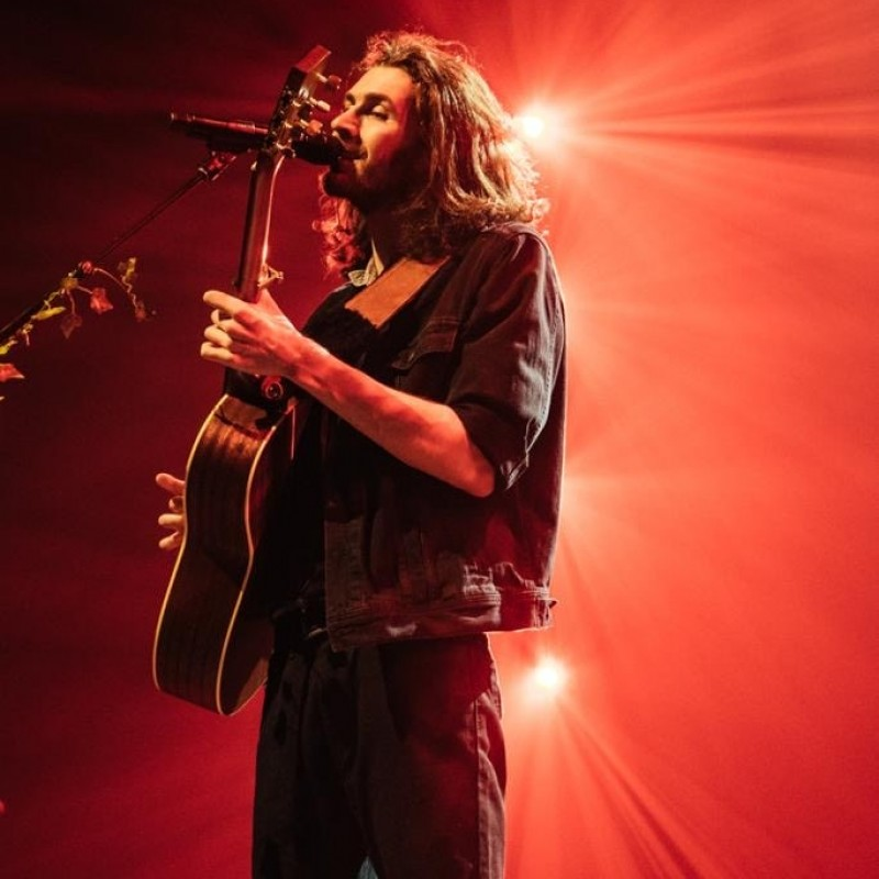Win a Personalized Video Performance by Hozier