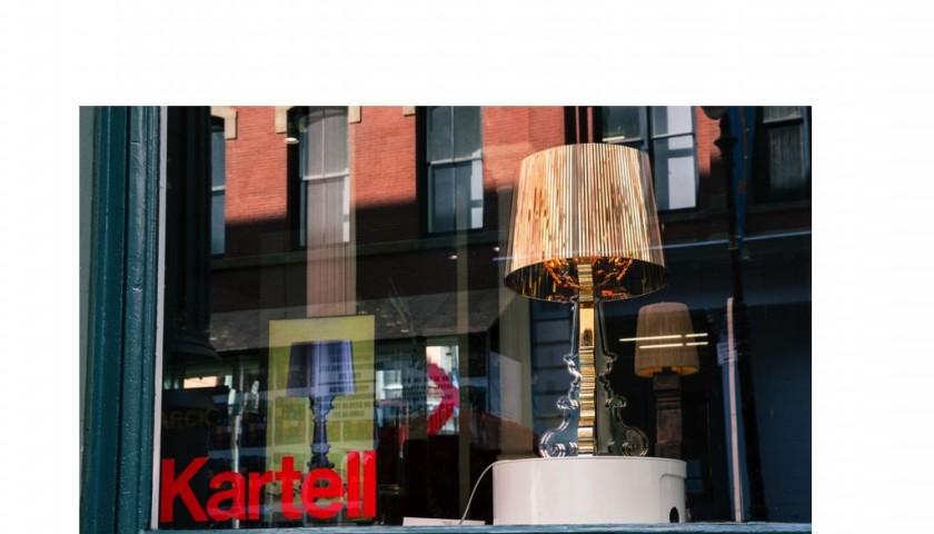 Bourgie Tafellamp Kartell : Bourgie tischleuchte milia shop