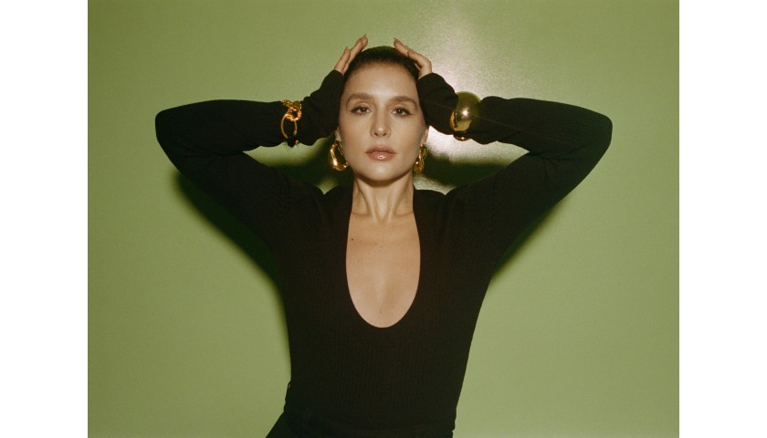 Win a Personalized Video Performance by Jessie Ware