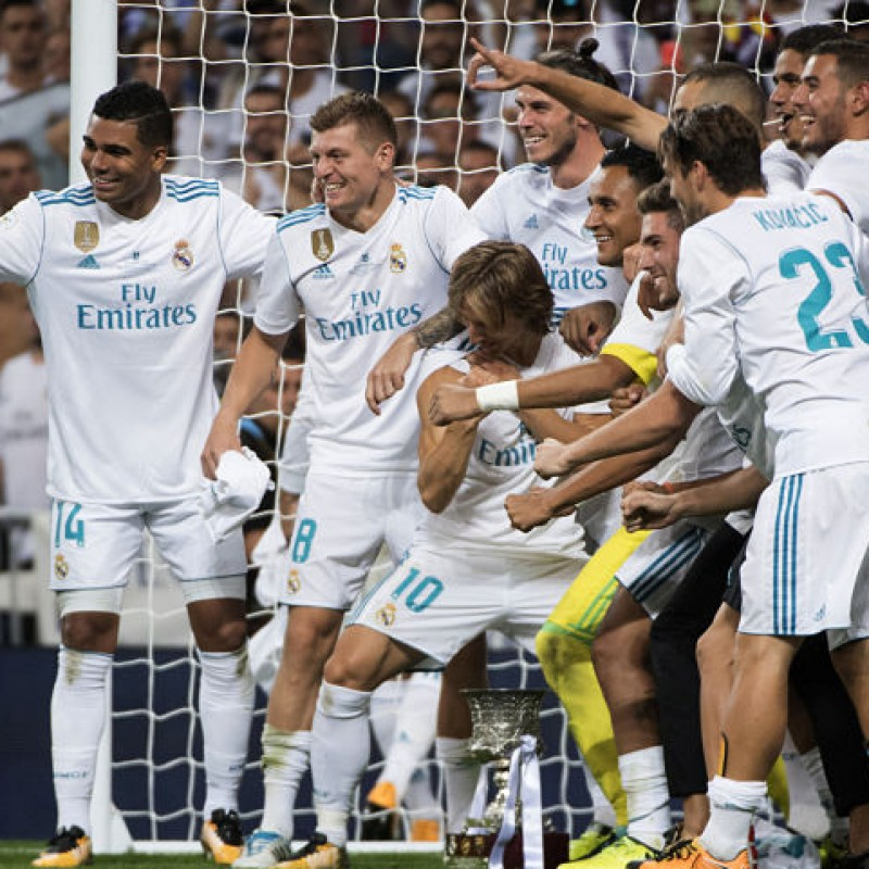 Meet the Real Madrid Team When They Challenge Juventus at the ICC