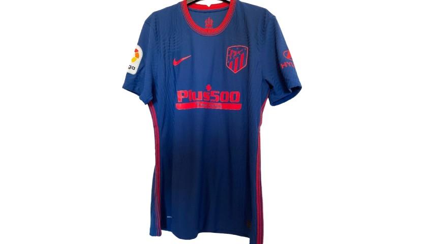Suarez's Match Shirt, Sevilla-Atletico Madrid 2020