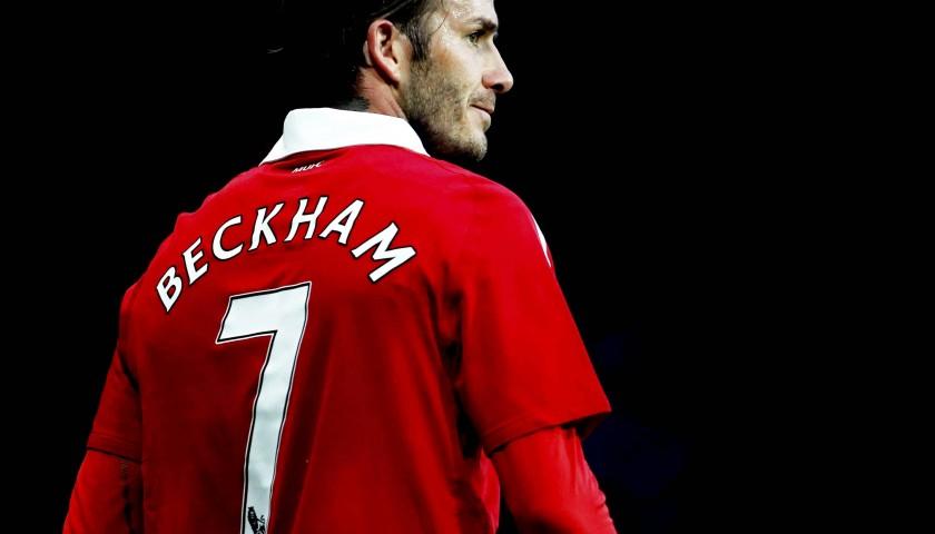 san francisco 4abbb 267df Scarpe da calcio autografate da David Beckham - CharityStars