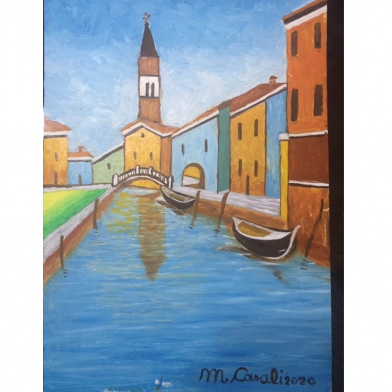 """Venezia"" by Casali Mosè, 2020 #3"