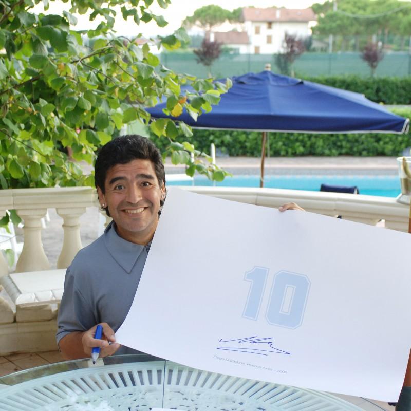 Raccolta personalizzata di Maradona