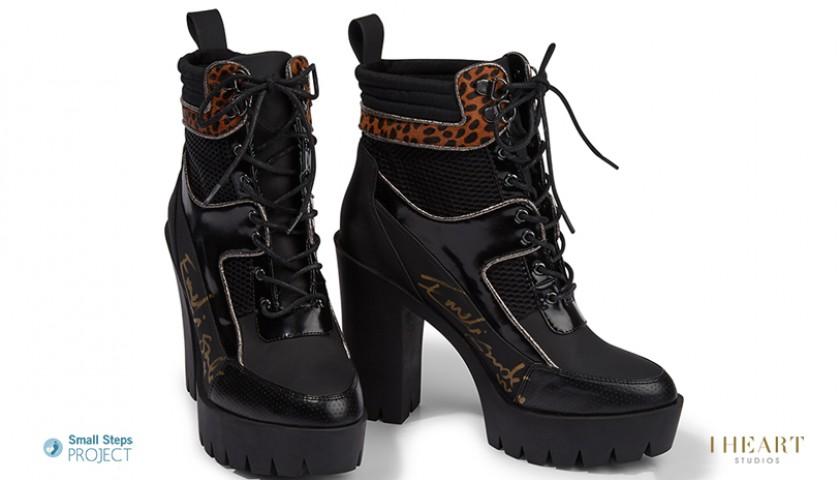 Emeli Sandé Signed Shoes