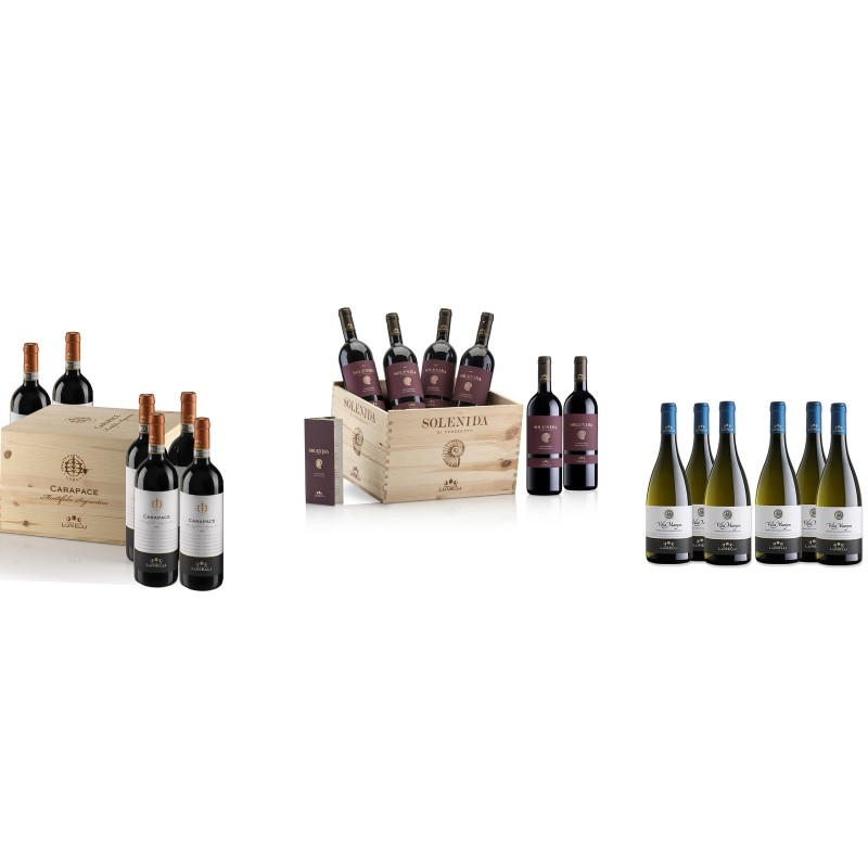 Tenute Lunelli Selection of Wines