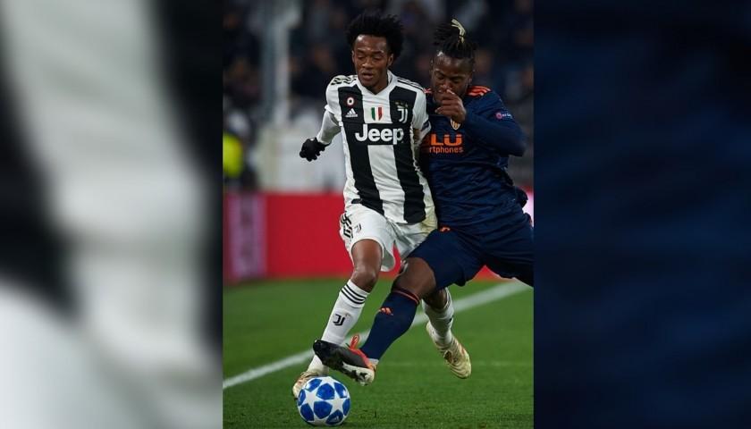 Adidas Copa Boots Worn by Cuadrado for Juventus-Valencia
