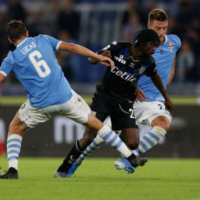 Gervinho's Match Shirt, Lazio-Parma 2019