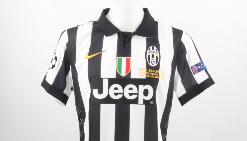 904dbce5d Morata Match Issued/Worn Shirt, Champions League Final - Signed ...