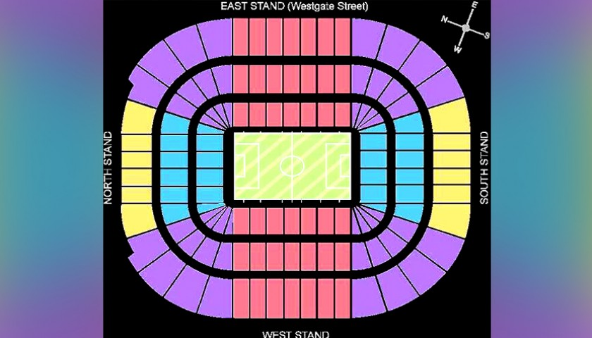 Juventus-Real Madrid, Cardiff 2017 Final - 2 Game Ticket Package