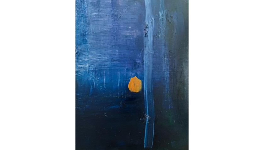 """Deep Split"" by Rosa Lomonaco"