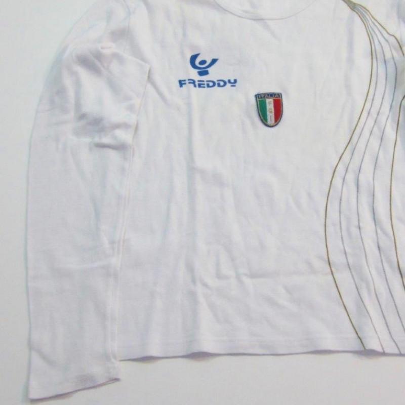 Igor Cassina's Italy shirt