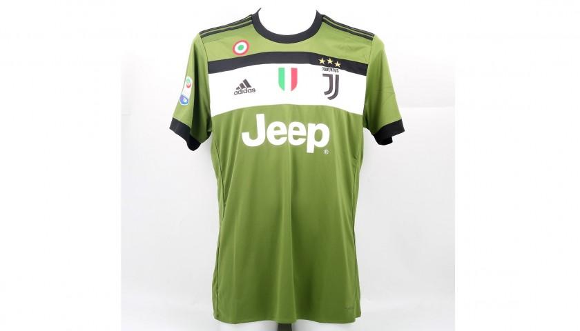 more photos db6a4 4a9a7 Signed Official Dybala Juventus Shirt, 2017/18 - CharityStars