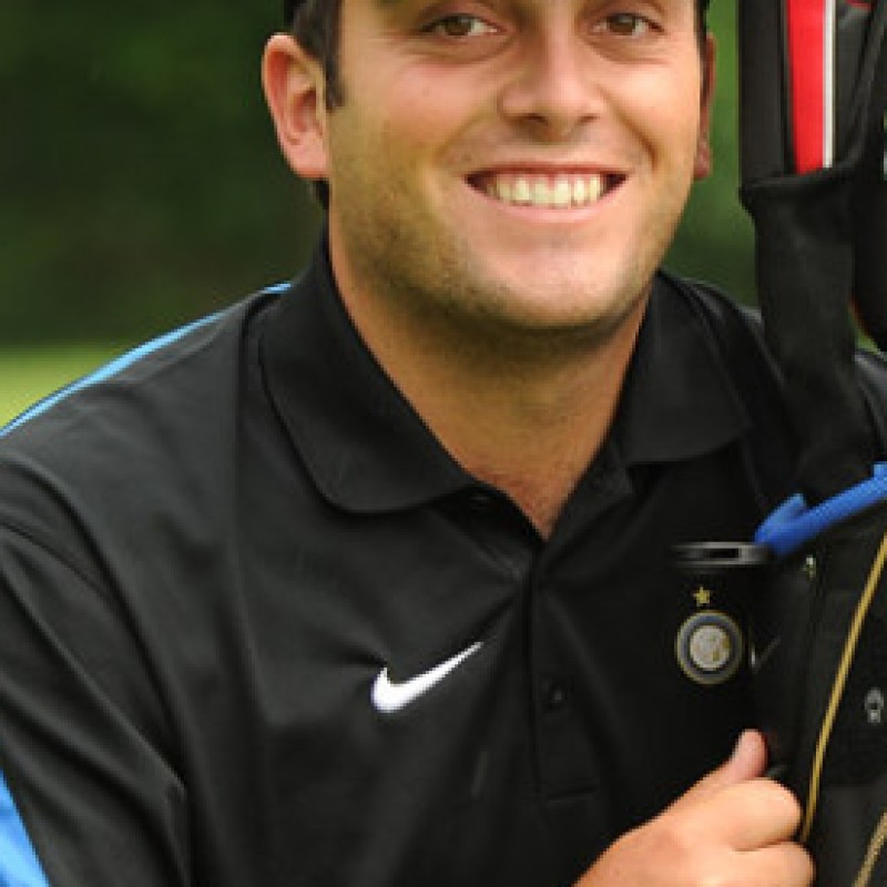Round of golf with Francesco Molinari at The Wisley 9-hole golf course