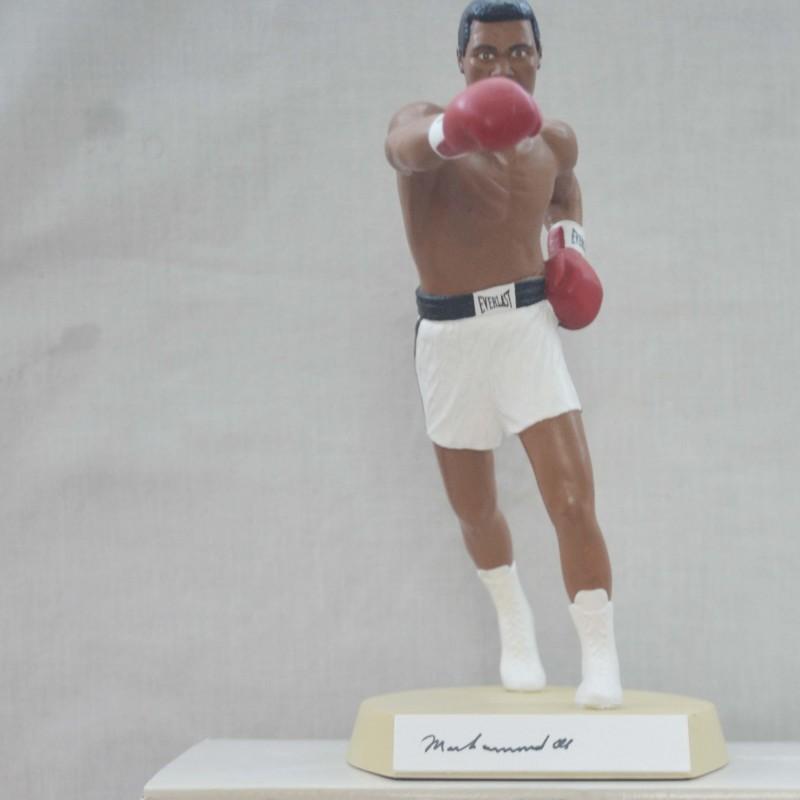 Limited Edition Muhammad Ali Figurine - Signed