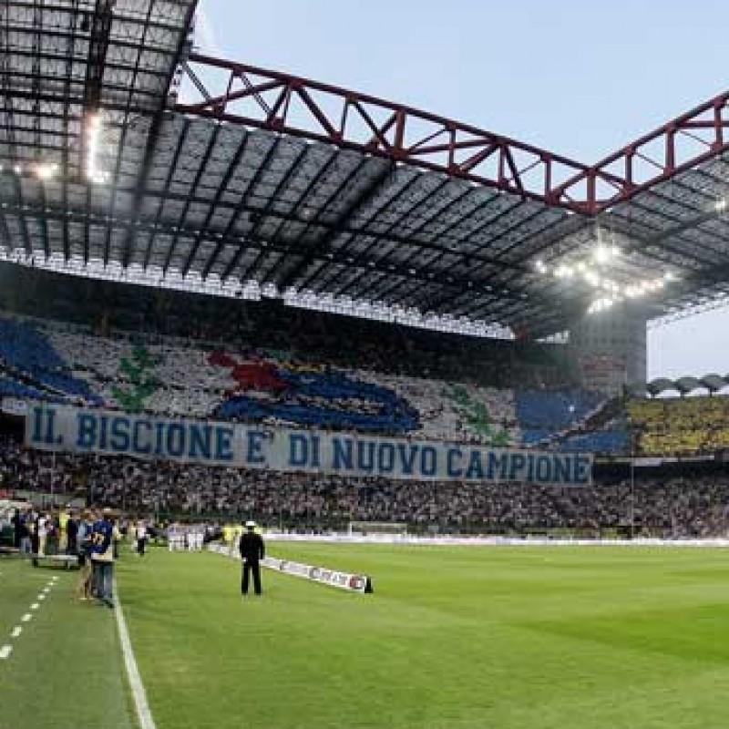 Watch Inter-Roma at the SanSiro stadium