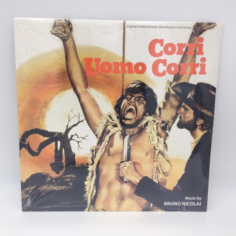 """Corri Uomo Corri"" Limited Edition LP by Bruno Nicolai"