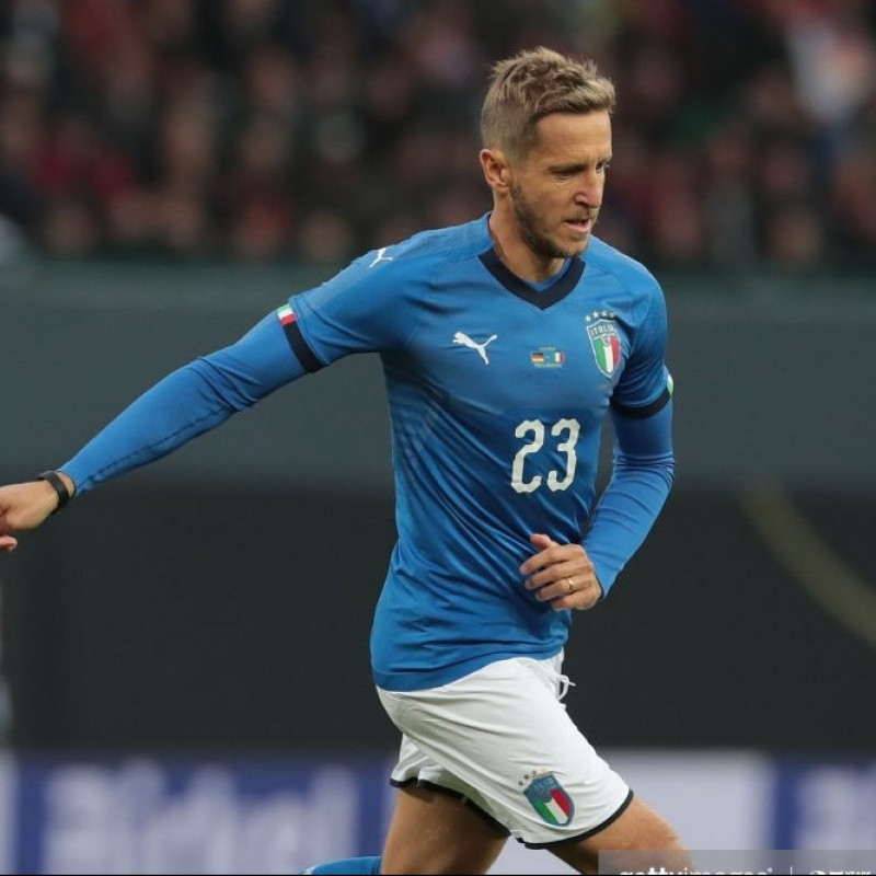 Ambrosini's Match Shirt, Germany-Italy 2019