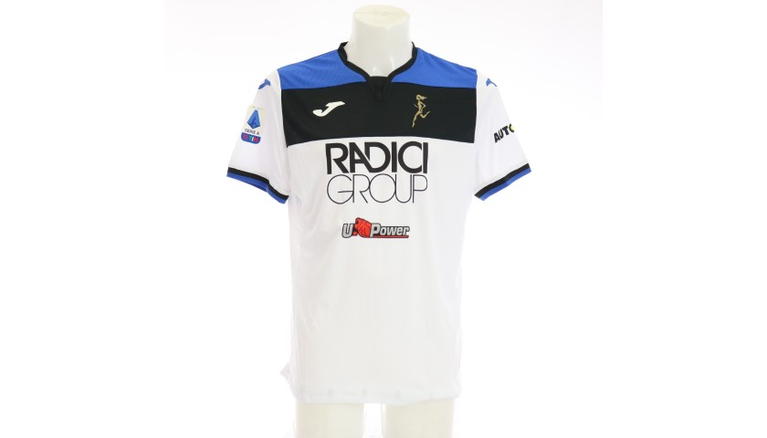 Pasalic's Match-Issued Shirt, Hellas Verona-Atalanta 2020