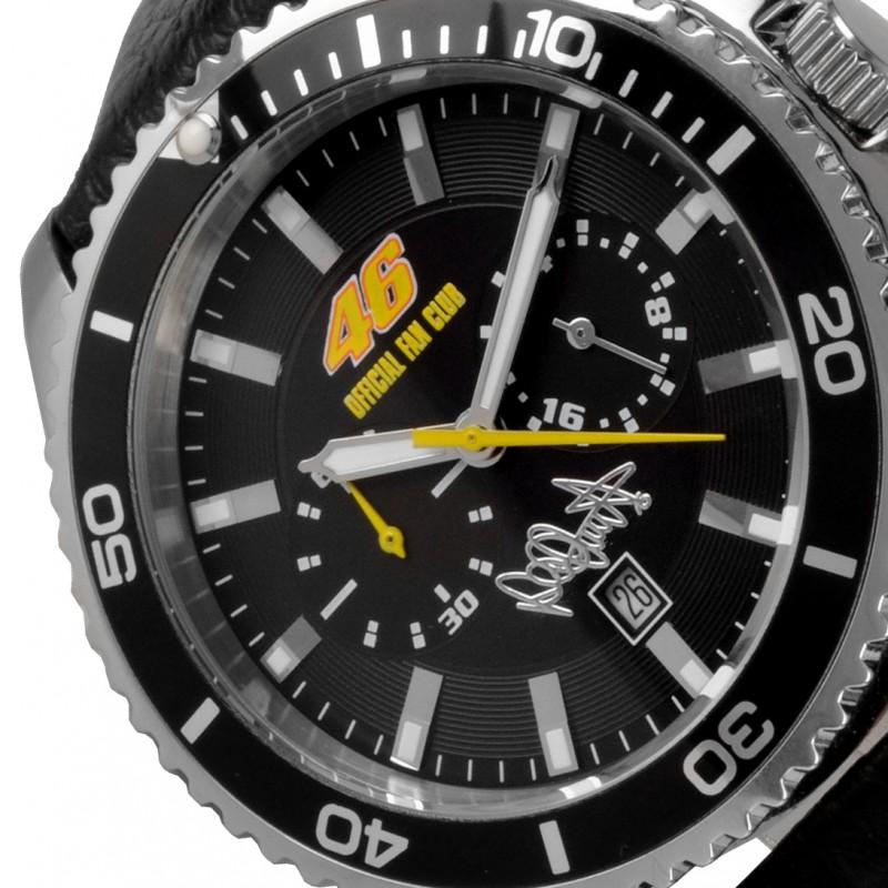 Unique piece: watch designed by Valentino Rossi