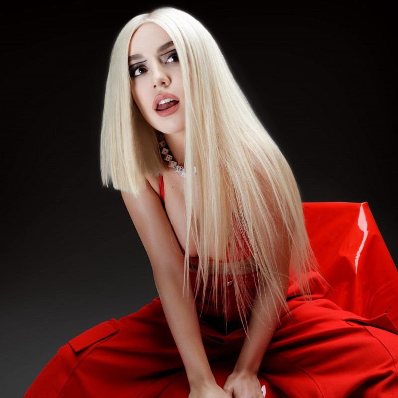 Win a Personalised Christmas Message from Ava Max