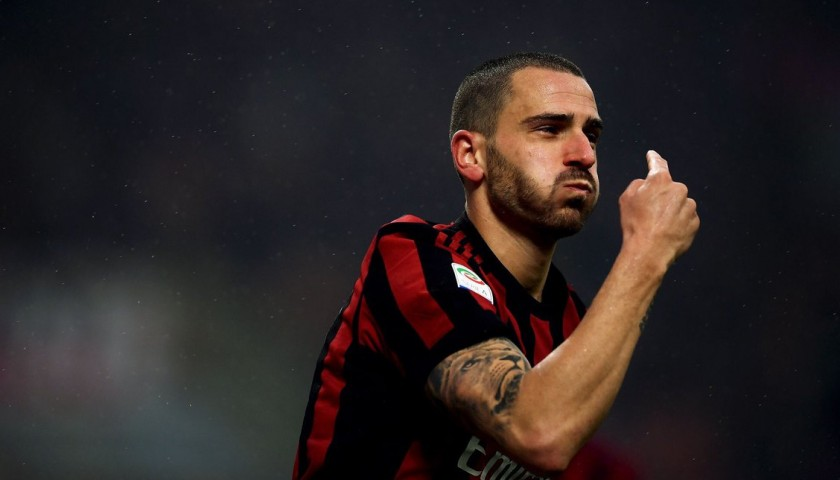 Attend the Milan-Lazio TIM Cup and Meet Leonardo Bonucci