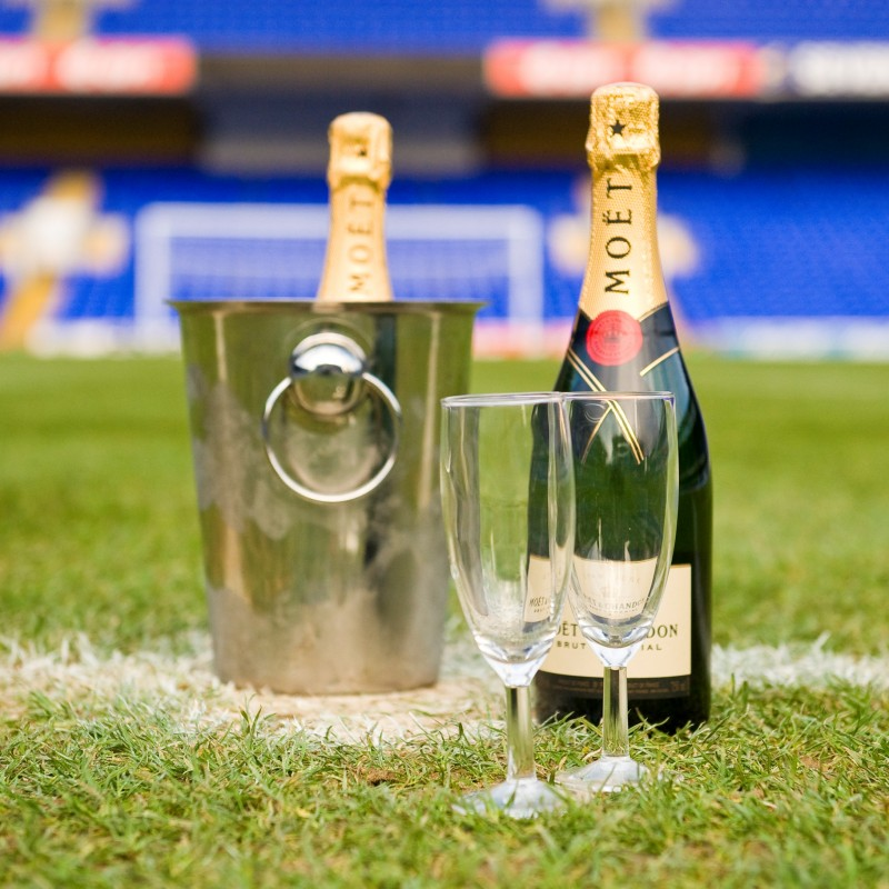 Ipswich Town FC VIP Hospitality for 10