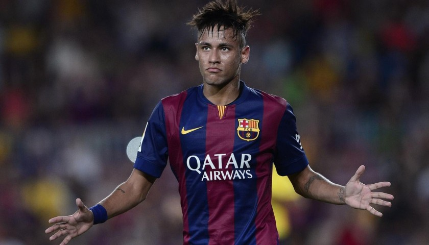 Image result for neymar barcelona 2014