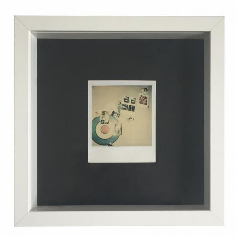 Lot 32 - Polaroid realized by Mario Schifano