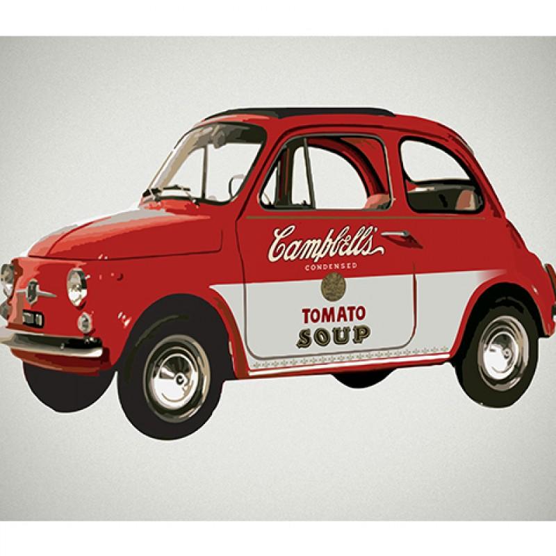 """Soup car"" by Tony Leone"