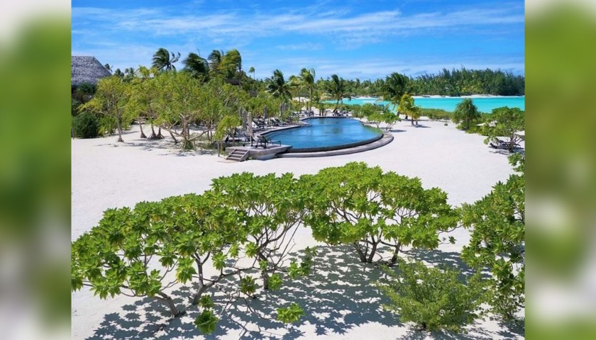 Luxury Vacation on Marlon Brando's Island Tetiaroa