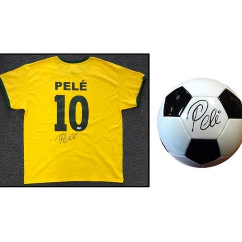 Pele Bidder's Choice Package