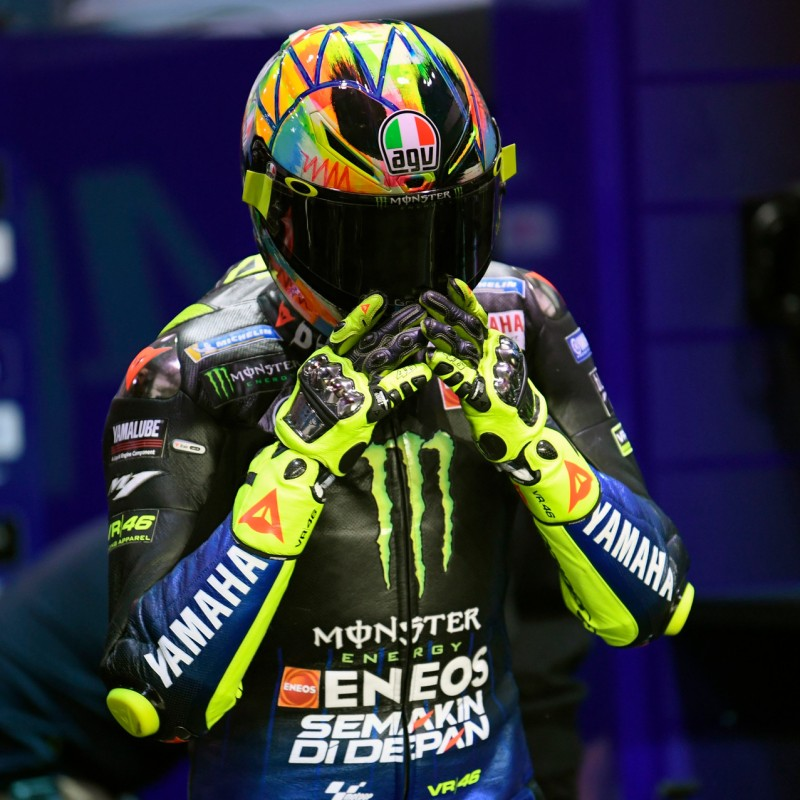 Get on Track with Valentino Rossi